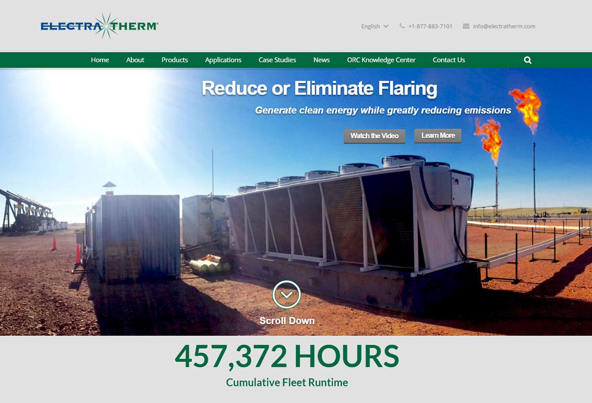 New Reno Website - Electratherm